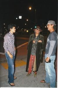 Ruben III, Pops, Ben @ ESL 8.13.09 photo by George Rodriguez