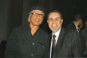 At the DGA tribute to Jesus Salvador Trevino 11.02.09