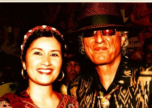 Araceli Silva at my birthday party (Eastside Luv, 10/17/08) Photo by George Rodriguez